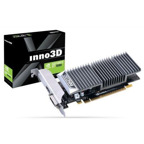 Видео карта nVidia Inno3D GeForce GT 1030 (снимка 1)