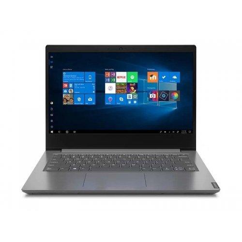 """Лаптоп Lenovo V14, сребрист, 14.0"""" (35.56см.) 1920x1080 (Full HD) без отблясъци, Процесор Intel Core i5-8265U (4x/8x), Видео Intel UHD 620, 8GB DDR4 RAM, 256GB SSD диск, без опт. у-во, Windows 10 Pro 64 ОС, Клавиатура- с БДС (снимка 1)"""