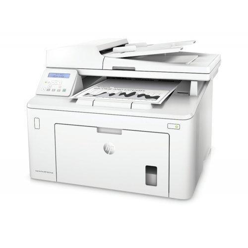Лазерно многофункционално устр. HP LaserJet Pro MFP M227sdn (снимка 1)