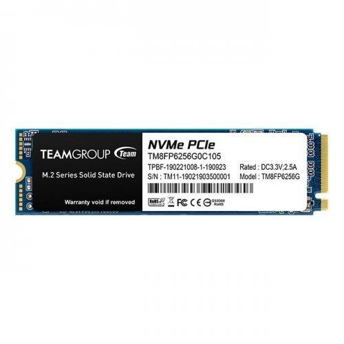 SSD TEAM 256 GB, MP33, M2 PCI-E (снимка 1)
