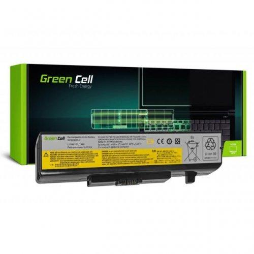 Батерия за лаптоп GREEN CELL Lenovo Y480 V480 Y580 G500 G505 G510 G580 G585 G700 IdeaPad Z580 P580 11.1V 4400mAh (снимка 1)