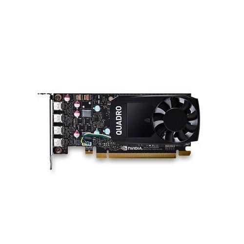 Видео карта nVidia Dell Quadro P620, 2GB, 4 mDP, FH, Customer KIT (снимка 1)