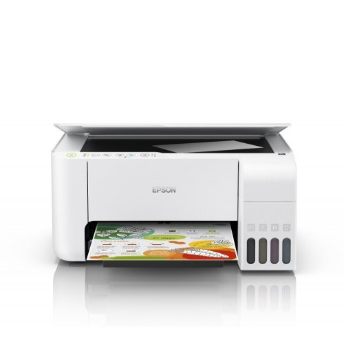 Принтер Epson EcoTank L3156  WiFi MFP (снимка 1)