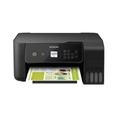 Принтер Epson EcoTank L3160 WiFi MFP (снимка 1)