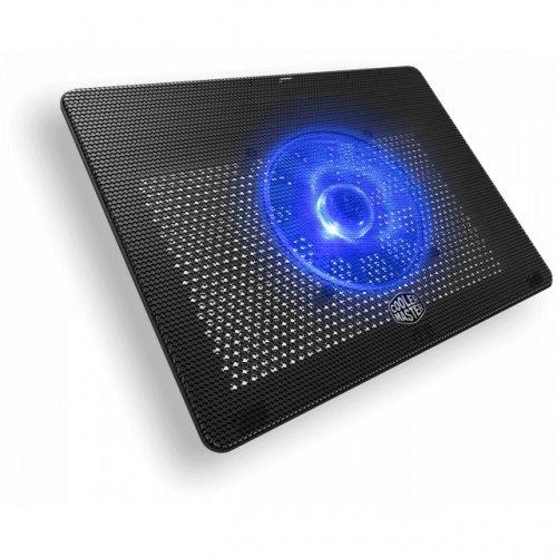 Стенд за лаптоп Cooler Master Notepal L2 Blue Led, MNW-SWTS-14FN-R1 Охладител за лаптоп  (снимка 1)