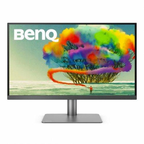 Монитор BenQ PD2720U, IPS, 27 inch, Wide, UHD, HDMI, Display Port, Mini Display Port, Черен (снимка 1)
