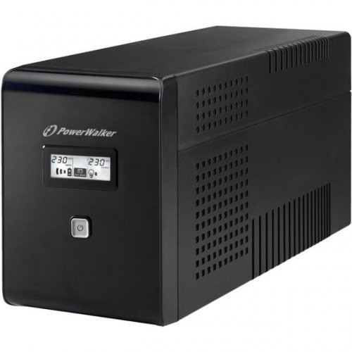 UPS устройство POWERWALKER VI 2000 LCD, 2000VA, Line Interactive (снимка 1)