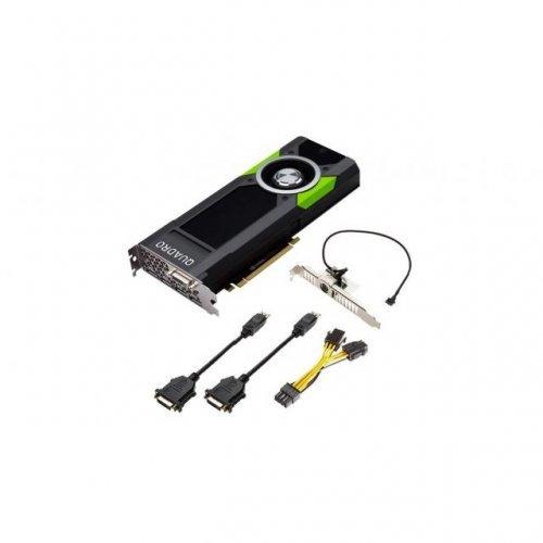 Видео карта nVidia PNY Quadro Pascal P5000, 16GB, GDDR5, 256 bit (снимка 1)