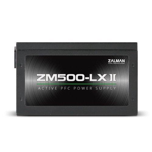 Захранващ блок Zalman PSU 500W APFC ZM500-LXII (снимка 1)