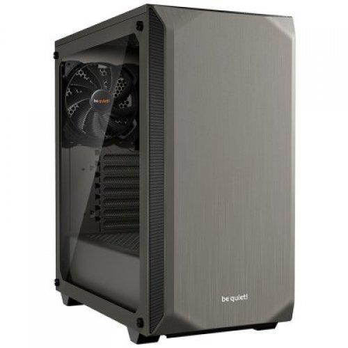 Компютърна кутия be quiet! PURE BASE 500 Window Metallic Gray (снимка 1)