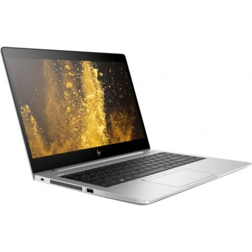 "Лаптоп HP EliteBook 840 G6, сребрист, 14.0"" (35.56см.) 1920x1080 (Full HD) без отблясъци IPS, Процесор Intel Core i7-8565U (4x/8x), Видео Intel UHD 620, 16GB DDR4 RAM, 512GB SSD диск, без опт. у-во, Windows 10 Pro 64 ОС (снимка 1)"