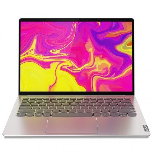 "Лаптоп Lenovo IdeaPad UltraSlim S540, сребрист, 13.3"" (33.78см.) 2560x1600 (WQXGA) IPS, Процесор Intel Core i7-10510U (4x/8x), Видео Intel UHD, 8GB DDR4 RAM, 512GB SSD диск, без опт. у-во, Windows 10 64 ОС, с БДС (снимка 1)"