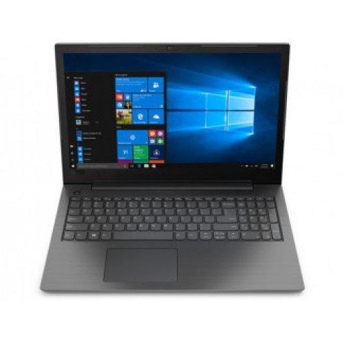 """Лаптоп Lenovo V130 , сив, 15.6"""" (39.62см.) 1920x1080 (Full HD) без отблясъци, Процесор Intel Core i5-7200U (2x/4x), Видео интегрирана, 8GB DDR4 RAM, 256GB SSD диск, DVDRW, DOS ОС, с БДС (снимка 1)"""