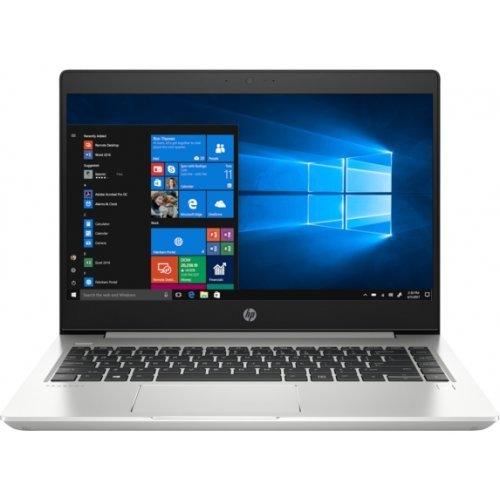 "Лаптоп HP ProBook 440 G6, сив, 14.0"" (35.56см.) 1920x1080 (Full HD) без отблясъци, Процесор Intel Core i5-8265U (4x/8x), Видео интегрирана, 8GB DDR4 RAM, 512GB SSD диск, без опт. у-во, DOS ОС (снимка 1)"