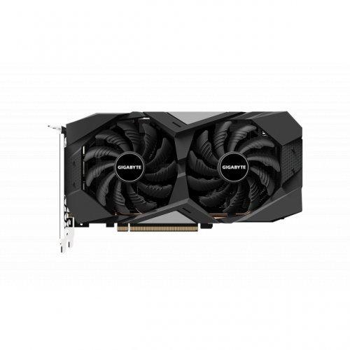 Видео карта AMD GIGABYTE GV-R55XTOC-8GD, Radeon RX 5500 XT OC 8G, 8GB GDDR6, WINDFORCE (снимка 1)
