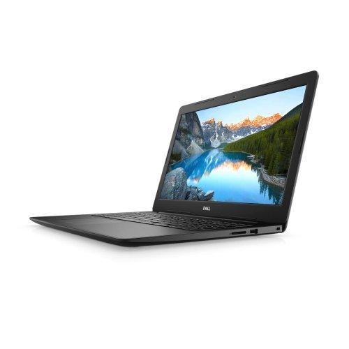 """Лаптоп Dell Inspiron 3593, черен, 15.6"""" (39.62см.) 1920x1080 (Full HD) без отблясъци, Процесор Intel Core i5-1035G1 (4x/8x), Видео nVidia GeForce MX230/ 2GB GDDR5, 8GB DDR4 RAM, 512GB SSD диск, без опт. у-во, Linux Ubuntu 18.04 ОС, Клавиатура- с БДС (снимка 1)"""