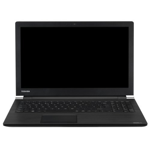 "Лаптоп Toshiba Dynabook Satellite Pro A50-E-1QT, черен, 15.6"" (39.62см.) 1920x1080 (Full HD) без отблясъци, Процесор Intel Core i5-8250U (4x/8x), Видео Intel HD 620, 8GB DDR4 RAM, 256GB SSD диск, DVDRW, Windows 10 Pro 64 ОС (снимка 1)"