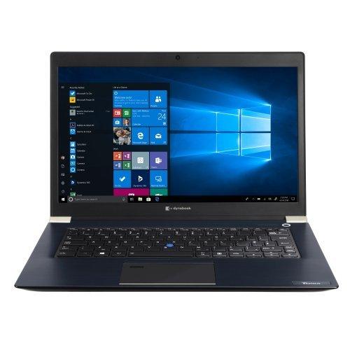 "Лаптоп Toshiba Dynabook Tecra X40-F-12F, черен, 14.0"" (35.56см.) 1920x1080 (Full HD) без отблясъци, Процесор Intel Core i7-8565U (4x/8x), Видео Intel UHD 620, 8GB DDR4 RAM, 512GB SSD диск, без опт. у-во, Windows 10 Pro 64 ОС, Клавиатура- светеща (снимка 1)"