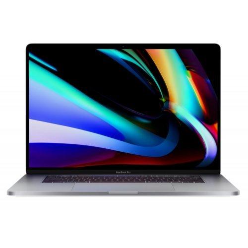 "Лаптоп Apple MacBook Pro, сребрист, 16.0"" (40.64см.) 3072x1920 IPS, Процесор Intel Core i9-9880H (8x/16x), Видео AMD Radeon Pro 5500M/ 4GB GDDR6, 16GB DDR4 RAM, 1TB SSD диск, без опт. у-во, MacOS X Sierra ОС, Клавиатура- светеща с БДС (снимка 1)"