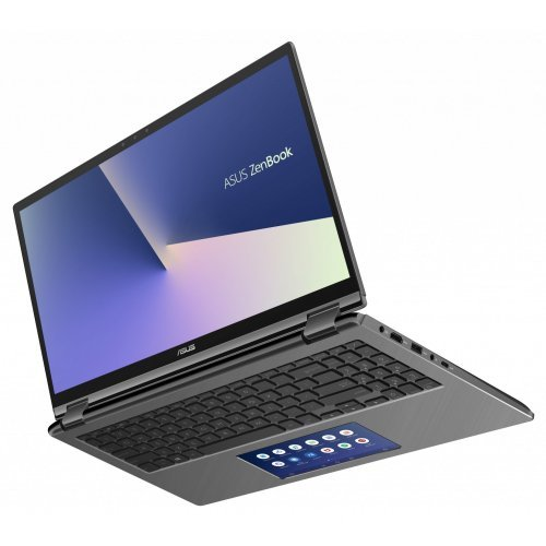 "Лаптоп Asus ZenBook Flip 15 UX562FDX-EZ023R, 15.6"", CPU Intel Core i5 ULV 8th Gen Quad-Core, с БДС (снимка 1)"