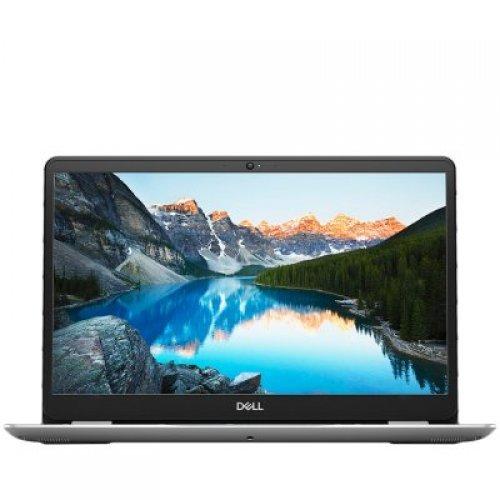 """Лаптоп Dell Inspiron 5584, черен и бял, 15.6"""" (39.62см.) 1920x1080 (Full HD) без отблясъци 60Hz TN, Процесор Intel Core i3-8145U (2x/4x), Видео Intel UHD 620, 4GB DDR4 RAM, 1TB HDD диск, без опт. у-во, Linux Ubuntu ОС, Клавиатура- светеща (снимка 1)"""
