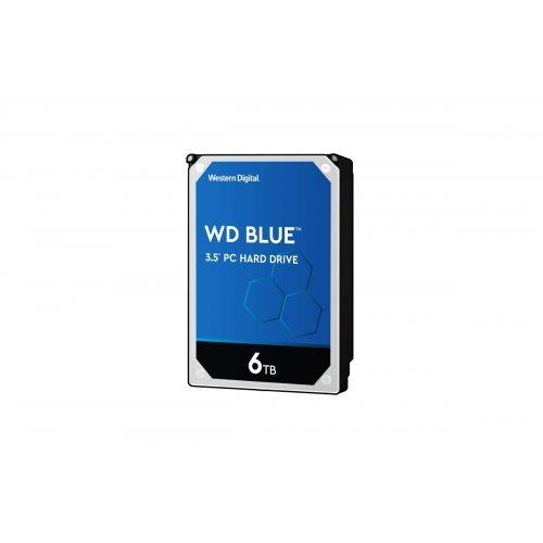Твърд диск Western Digital 3.5 6TB SATA3 WD60EZA (снимка 1)