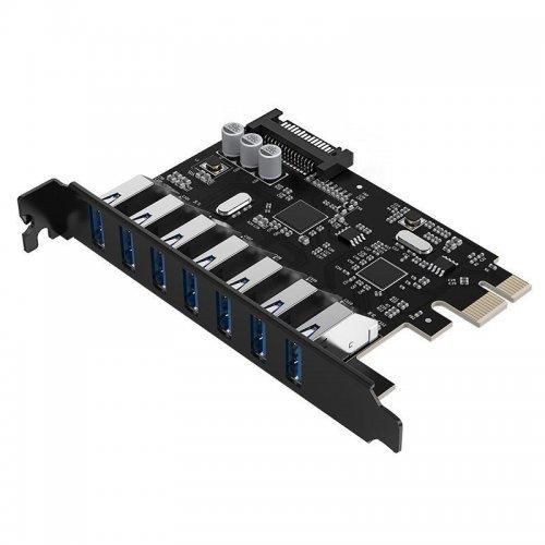 I/O модул ORICO PCI-E разширителна карта Orico PVU3-7U (снимка 1)