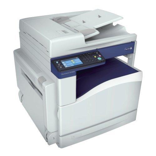 Принтер Xerox DocuCentre SC2020 DADF (110 sheets) Duplex, 20ppm, 100-sht Bypass, Tray 1: 250 sheets, EU powercord (снимка 1)