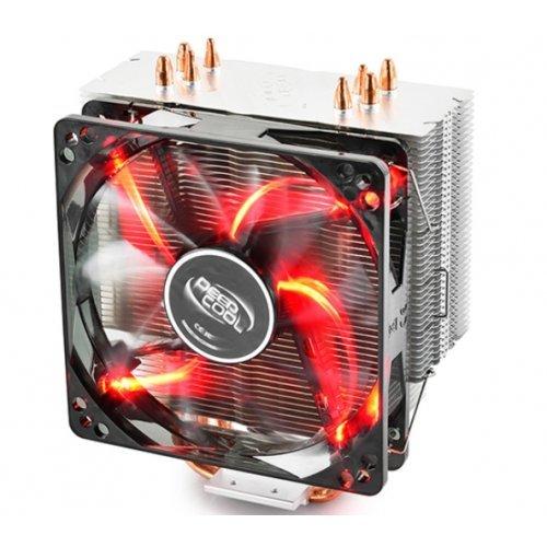 Охлаждане DeepCool GAMMAXX 400 RED (снимка 1)
