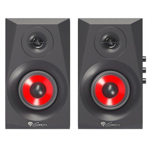 Тонколони за компютър Genesis Speakers 2.0 Helium 400Bt (снимка 1)