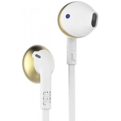 Слушалки JBL T205 CGD In-ear headphones (снимка 1)