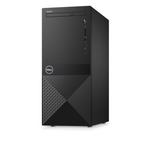 Настолен компютър DELL Dell Vostro 3671 MT, Intel Core i3-9100, N510VD3671EMEA01_R2005_22NM_UBU, Linux (снимка 1)