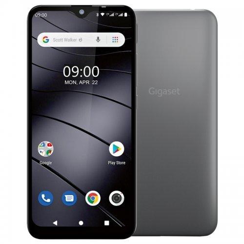 Смартфон Gigaset GS110 Смартфон - сив (снимка 1)