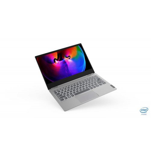 "Лаптоп Lenovo ThinkBook 13s, сив, 13.3"" (33.78см.) 1920x1080 (Full HD) без отблясъци IPS, Процесор Intel Core i5-10210U (4x/8x), Видео интегрирана, 8GB DDR4 RAM, 256GB SSD диск, без опт. у-во, Windows 10 Pro 64 ОС, с БДС (снимка 1)"
