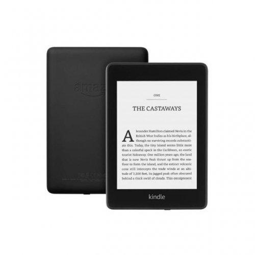 "Електронна книга Amazon Kindle Paperwhite 6"", 8GB, 7 генерация, 2018, Черен (снимка 1)"