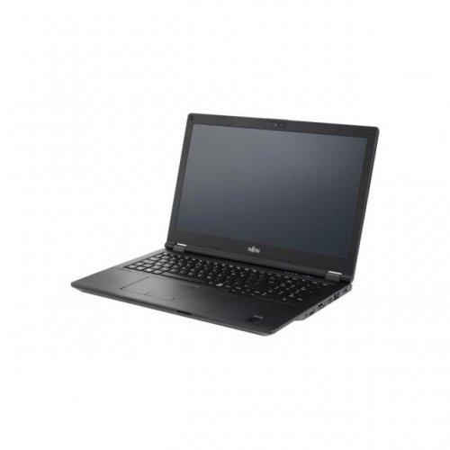 """Лаптоп Fujitsu Lifebook E459, черен, 15.6"""" (39.62см.) 1920x1080 (Full HD), Процесор Intel Core i5-8250U (4x/8x), Видео Intel UHD, 8GB DDR4 RAM, 256GB SSD диск, без опт. у-во, без ОС, Клавиатура- с БДС (снимка 1)"""