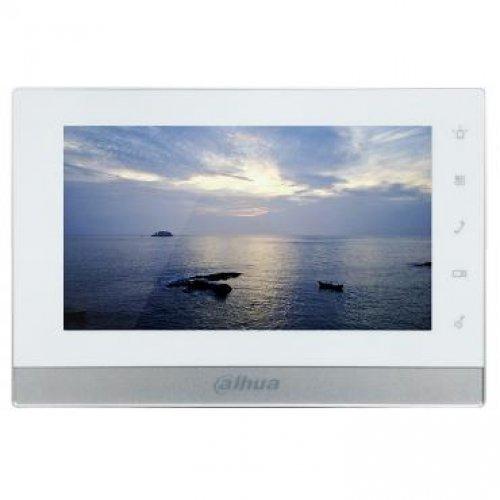 Монитор Dahua VTH1550CH, 7‐инчов LCD touch screen монитор (снимка 1)