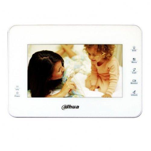 Монитор Dahua VTH1560BW, 7‐инчов LCD touch screen монитор (снимка 1)