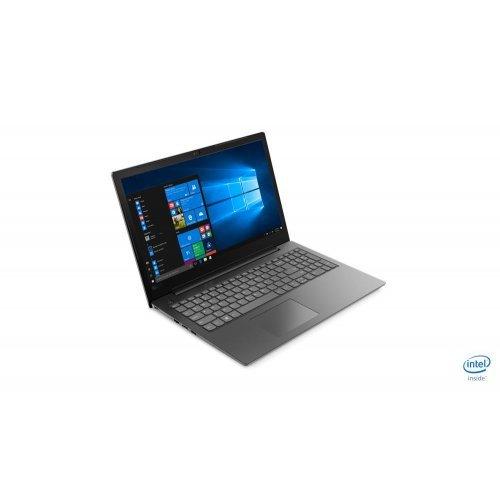 "Лаптоп Lenovo V130-15IGM, сив, 15.6"" (39.62см.) 1366x768 (HD) без отблясъци, Процесор Intel Pentium Quad-Core N5000, Видео Intel HD 6000 Gen 8, 4GB DDR4 RAM, 256GB SSD диск, без опт. у-во, DOS ОС (снимка 1)"