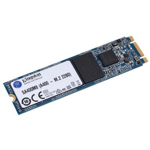 SSD Kingston 480GB, SSDNOW A400, M2 SATA 2280 (снимка 1)