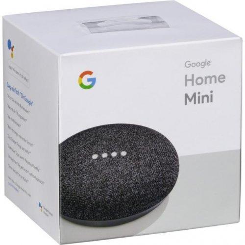 Тонколони за компютър Google Home Mini Speaker, Carbon (снимка 1)