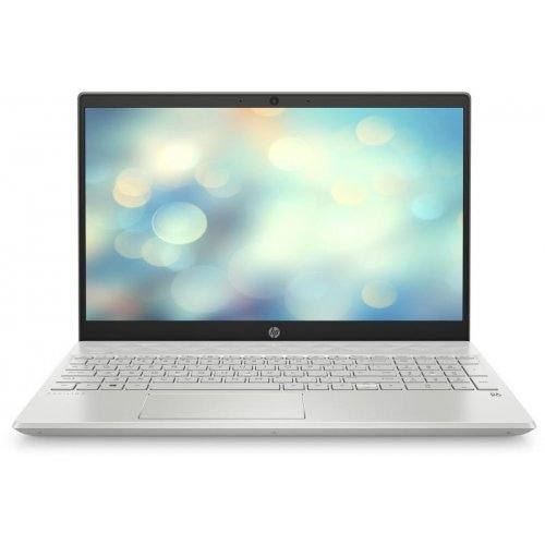 "Лаптоп HP Pavilion 15-cs3009nu, сив, 15.6"" (39.62см.) 1920x1080 (Full HD) без отблясъци IPS, Процесор Intel Core i7-1065G7 (4x/8x), Видео nVidia GeForce MX250, 16GB DDR4 RAM, 512GB SSD диск, без опт. у-во, DOS ОС (снимка 1)"