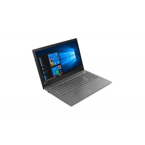 "Лаптоп Lenovo IdeaPad V330-15IKB, сив, 15.6"" (39.62см.) 1920x1080 (Full HD) без отблясъци, Процесор Intel Core i5-8250U (4x/8x), Видео интегрирана, 4GB DDR4 RAM, 1TB HDD + 128GB SSD диск, DVDRW, DOS ОС, Клавиатура- с БДС (снимка 1)"