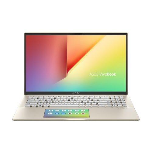 """Лаптоп Asus VivoBook S15 S532FLC-WB703T, зелен, 15.6"""" (39.62см.) 1920x1080 (Full HD) без отблясъци, Процесор Intel Core i7-10510U (4x/8x), Видео nVidia GeForce MX250/ 2GB GDDR5, 8GB DDR4 RAM, 512GB SSD диск, без опт. у-во, Windows 10 64 ОС, Клавиатура- светеща с БДС (снимка 1)"""