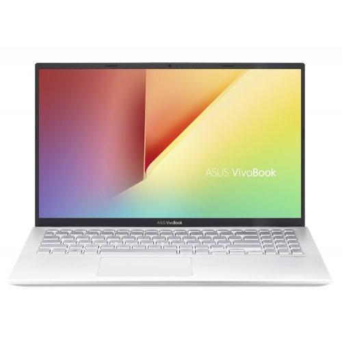 """Лаптоп Asus VivoBook 15 K512FL-WB511, сребрист, 15.6"""" (39.62см.) 1920x1080 (Full HD) без отблясъци, Процесор Intel Core i5-8265U (4x/8x), Видео nVidia GeForce MX250/ 2GB GDDR5, 8GB DDR4 RAM, 512GB SSD диск, без опт. у-во, без ОС, Клавиатура- светеща с БДС (снимка 1)"""