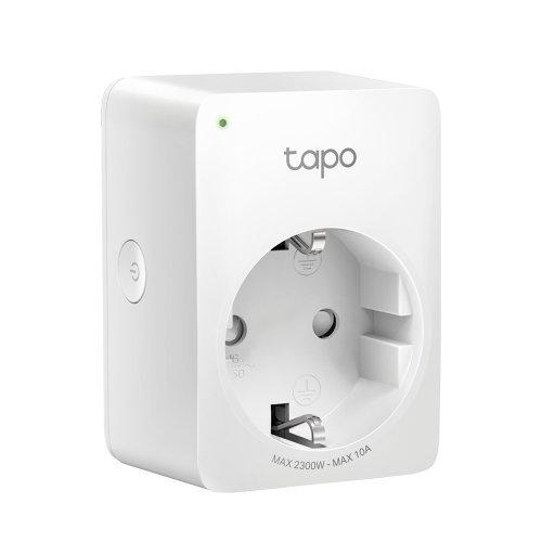 TP-Link Tapo P100, Wi-Fi Smart мини контакт (снимка 1)