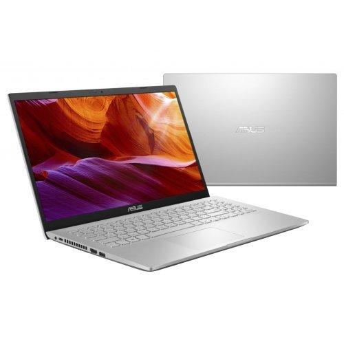 "Лаптоп Asus M509DA-WB502, сребрист, 15.6"" (39.62см.) 1920x1080 (Full HD) без отблясъци, Процесор AMD Ryzen 5 3500U (4x/8x), Видео AMD Radeon Vega 8, 8GB DDR4 RAM, 256GB SSD диск, без опт. у-во, без ОС (снимка 1)"