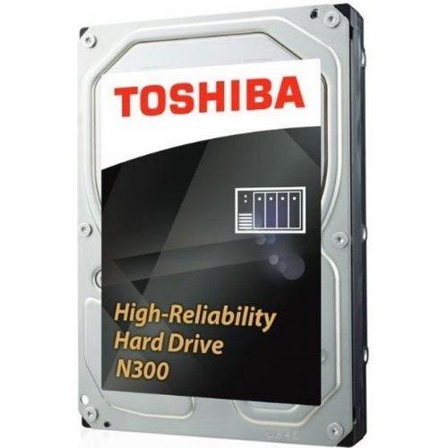 """Твърд диск Toshiba 10TB N300 NAS Hard Drive 256MB 3.5"""" BULK (снимка 1)"""