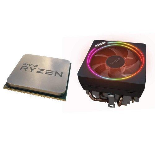 Процесор AMD RYZEN 7 3800X, MPK, 8-Core, 3.9 GHz (4.5 GHz Turbo) 36MB, 105W, AM4 (снимка 1)