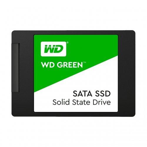 "SSD Western Digital 1TB Green 3D NAND 2.5"" SATA III SLC, read: up to 545MBs (снимка 1)"